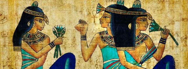 Fiore di loto blu, fiore sacro per gli egiziani
